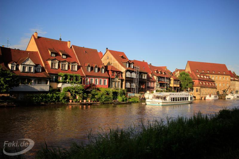 In der bayrischen Stadt Bamberg finden regelmäßig verschiedene ...